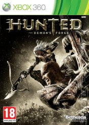 Cover Hunted: The Demon's Forge