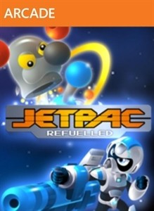 Cover Jetpac Refuelled