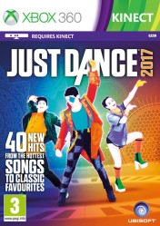 Cover Just Dance 2017 (Xbox 360)