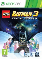 Cover LEGO Batman 3: Beyond Gotham (Xbox 360)