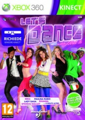 Cover Let's Dance with Mel B