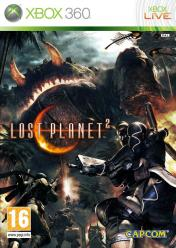 Cover Lost Planet 2 (Xbox 360)