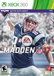 Cover Madden NFL 17 (Xbox 360)