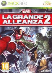 Cover Marvel: La Grande Alleanza 2