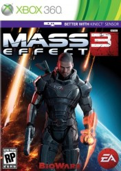 Cover Mass Effect 3 (Xbox 360)