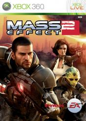 Cover Mass Effect 2 (Xbox 360)
