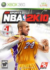 Cover NBA 2K10