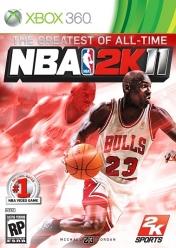 Cover NBA 2K11 (Xbox 360)