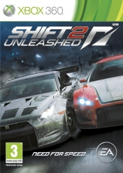 Cover Need For Speed Shift 2: Unleashed