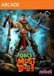 Cover Orcs Must Die!
