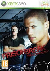 Cover Prison Break: The Conspiracy