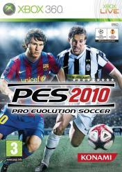 Cover Pro Evolution Soccer 2010