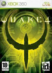 Cover Quake 4 (Xbox 360)