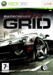 Cover Race Driver: GRID (Xbox 360)