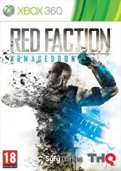Cover Red Faction: Armageddon