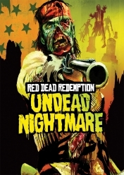 Cover Red Dead Redemption Undead Nightmare (Xbox 360)