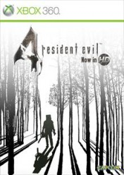 Cover Resident Evil 4 HD (Xbox 360)