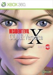 Cover Resident Evil Code: Veronica X HD