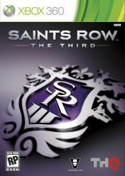 Cover Saints Row: The Third (Xbox 360)
