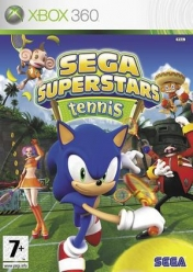 Cover Sega Superstars Tennis