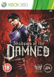 Cover Shadows of the Damned (Xbox 360)