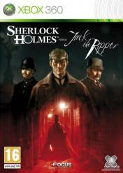 Cover Sherlock Holmes contro Jack lo Squartatore
