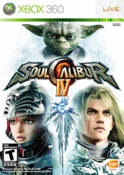 Cover Soul Calibur IV