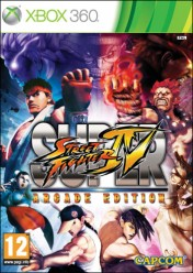 Cover Super Street Fighter IV Arcade Edition (Xbox 360)