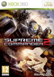 Cover Supreme Commander 2