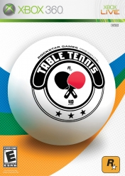 Cover Table Tennis (Xbox 360)