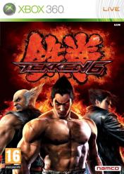 Cover Tekken 6