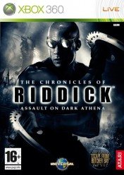 Cover The Chronicles of Riddick: Assault on Dark Athena (Xbox 360)