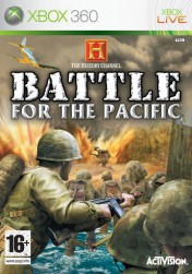 Cover The History Channel: Battle for the Pacific
