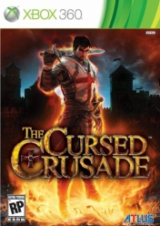 Cover The Cursed Crusade
