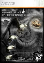 Cover The Misadventures of P.B. Winterbottom (Xbox 360)
