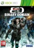 Cover Binary Domain per Xbox 360