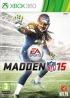 Cover Madden NFL 15 per Xbox 360