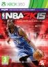 Cover NBA 2K15 - Xbox 360