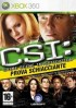 Cover CSI: Prova Schiacciante