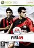Cover FIFA 09 per Xbox 360