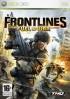 Cover Frontlines: Fuel of War per Xbox 360