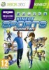 Cover Kinect Sports Stagione 2