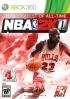 Cover NBA 2K11 - Xbox 360