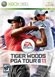 Cover Tiger Woods PGA Tour 11
