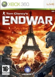 Cover Tom Clancy's EndWar