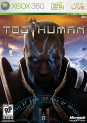 Cover Too Human