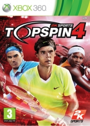 Cover Top Spin 4