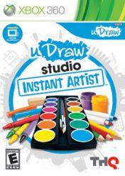 Cover uDraw Studio: Instant Artist (w/uDraw Tablet)