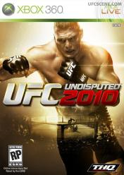 Cover UFC Undisputed 2010