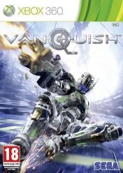 Cover Vanquish (Xbox 360)